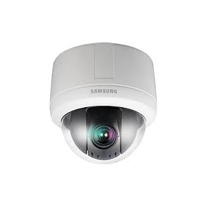 Samsung Analog CCTV PTZ Vandal Proof Dome Camera (Indoor) SCP-3120VH