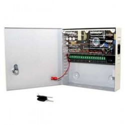 Power Supply CCTV 9 Way 12VDC 10 Amp PS64-2