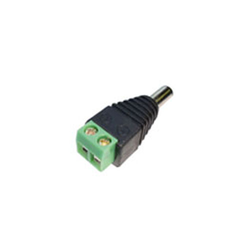 DC Plug Incl. Terminal Connector Block CN04-1
