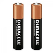 AAA Alkaline Batteries for Remote Control