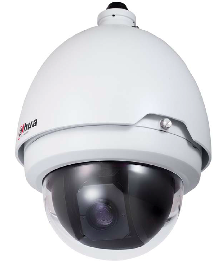 2 Mp Full HD Network PTZ Dome Camera CC464