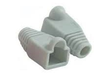 Connector Boot - RJ45 Grey