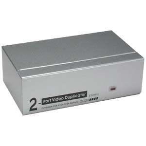 2 Way VGA Splitter UKVM186