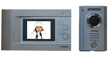 COMMAX Colour Video Intercom Kit - CC06