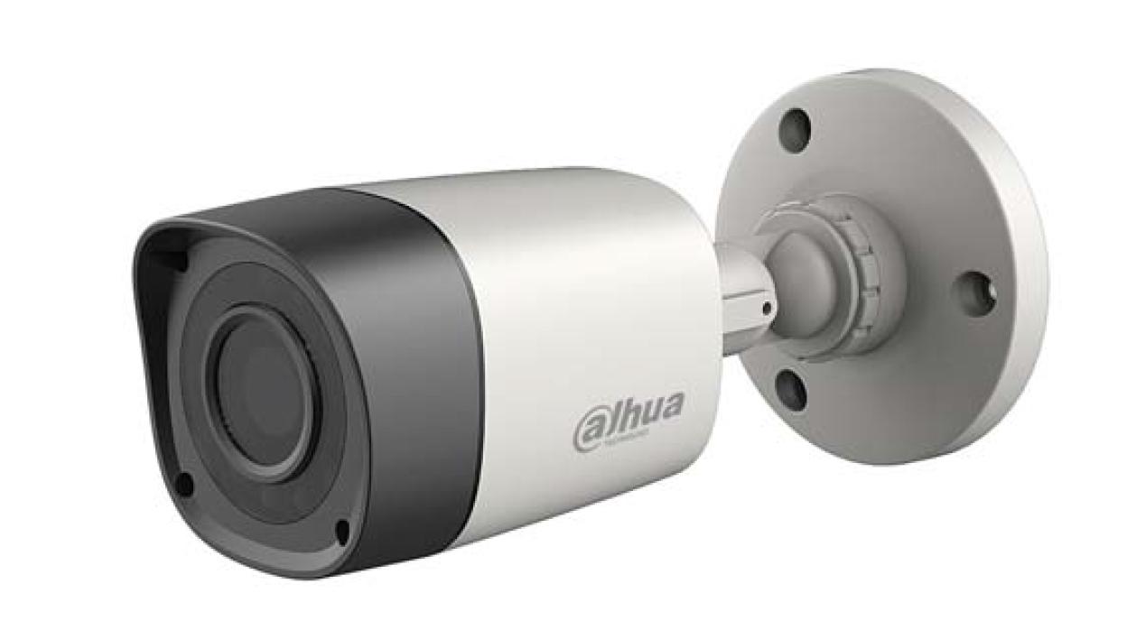 Dahua HDCVI 1Megapixel 720P Weather-proof 3.6mm Lens 20m IR Bullet Camera