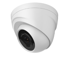 Dahua HDCVI 1Megapixel 720P 3.6mm Lens 20m IR Dome Camera