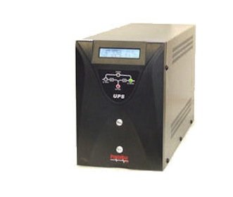 Online Double Conversion UPS 1000VA - PowerMan PM921