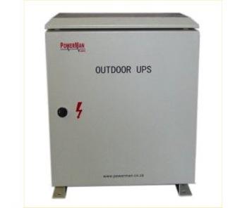 Outdoor UPS 1000VA – PowerMan OUT1000 | Wireless CCTV