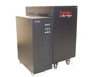 Online Double Conversion UPS 6000VA - PowerMan PM906E-024S