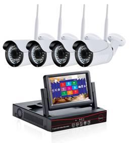 Камеры видеонаблюдения для частного дома wifi