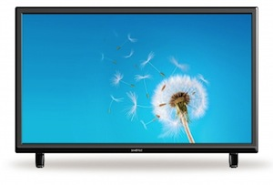 "Sintec 32"" (81cm) - SLIM LED TV - HD 768 - DIGITAL"