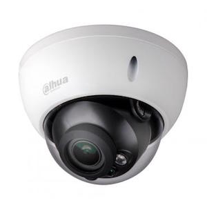Dahua HDCVI 2MP 1080P Resolution Varifocal 2.7~12mm 30M IR Vandal-proof Dome Camera