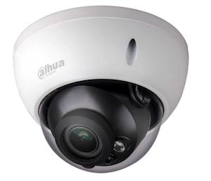 Dahua HDCVI 1Megapixel 720P Vari-focal 2.7-12mm lens 30m IR Dome Camera