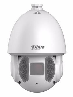 Dahua 2 Megapixel 1080P Resolution 30x Optical Zoom 200m IR Defog Star Light Dome Camera