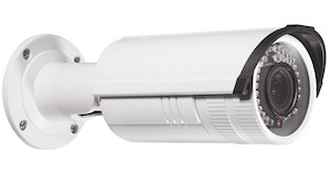 HIKVISION 2 Megapixel 2.8 - 12mm Lens Vari focal 30m IR Network Bullet Camera