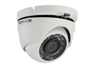 HikVision 1.3 Megapixel Turbo HD 720P 2.8mm Lens 20m IR Dome Camera