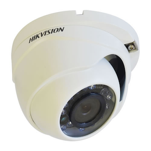 HIKVISION Turbo HD 2Mp CMOS 1080p 3.6mm lens 20m IR Dome Camera