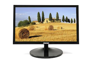 "Mecer 23"" LED Wide Screen Monitor"