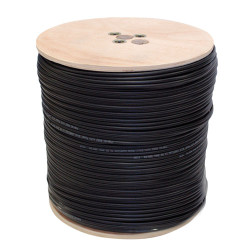 RG59 Coaxial Power Cable Black 300m CB10-10